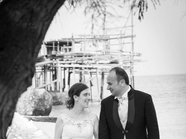 Il matrimonio di Nicola e Simona a Casalbordino, Chieti 39