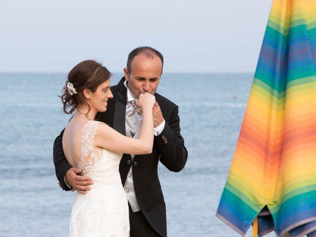 Il matrimonio di Nicola e Simona a Casalbordino, Chieti 41