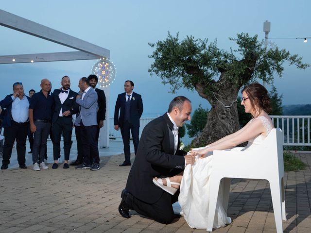Il matrimonio di Nicola e Simona a Casalbordino, Chieti 49