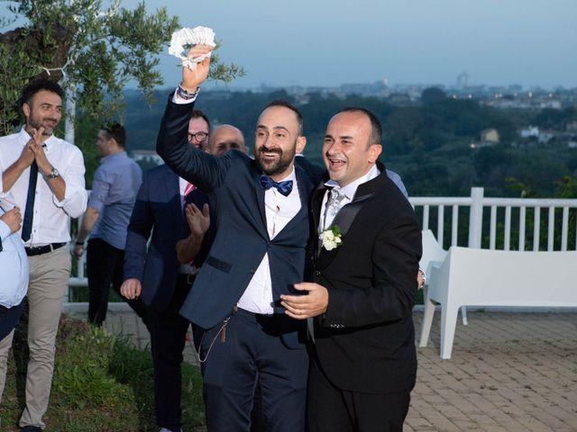 Il matrimonio di Nicola e Simona a Casalbordino, Chieti 51