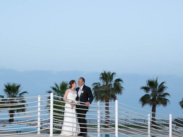 Il matrimonio di Nicola e Simona a Casalbordino, Chieti 1