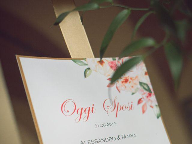 Il matrimonio di Alessandro e Maria a Bologna, Bologna 20