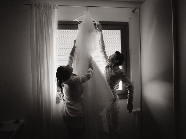 Il matrimonio di Alfio e Helena a Vittorio Veneto, Treviso 11