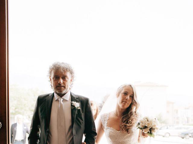 Il matrimonio di Alfio e Helena a Vittorio Veneto, Treviso 25