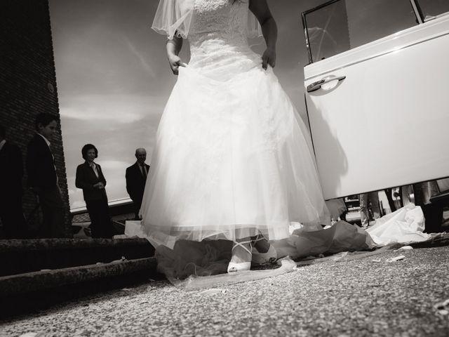 Il matrimonio di Alfio e Helena a Vittorio Veneto, Treviso 34