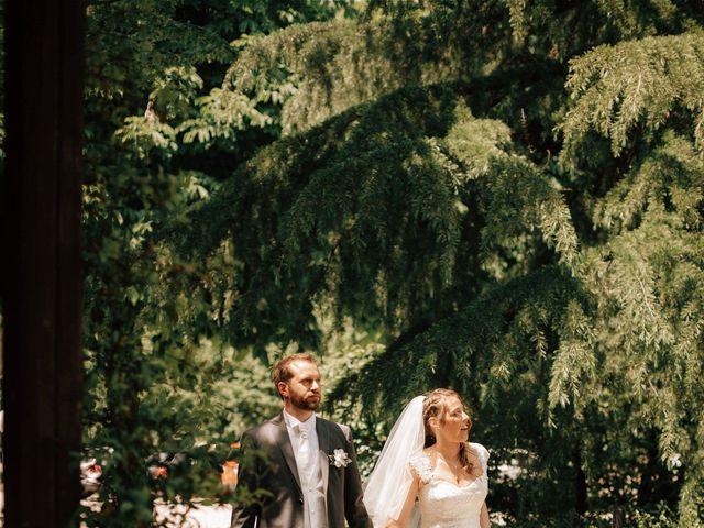 Il matrimonio di Alfio e Helena a Vittorio Veneto, Treviso 36