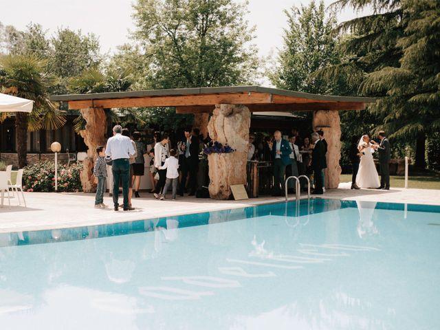 Il matrimonio di Alfio e Helena a Vittorio Veneto, Treviso 43