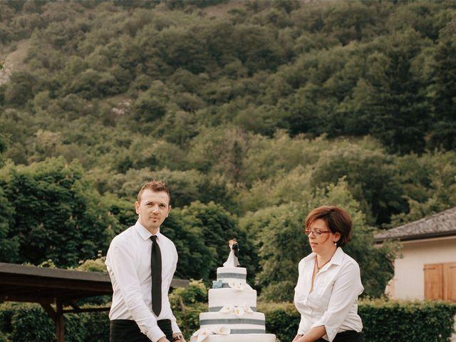 Il matrimonio di Alfio e Helena a Vittorio Veneto, Treviso 68