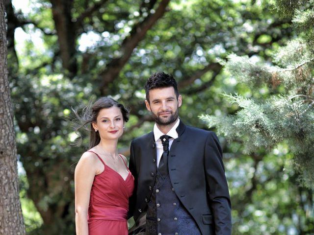 Il matrimonio di Luca e Giulia a Foiano della Chiana, Arezzo 6