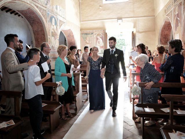 Il matrimonio di Luca e Giulia a Foiano della Chiana, Arezzo 15