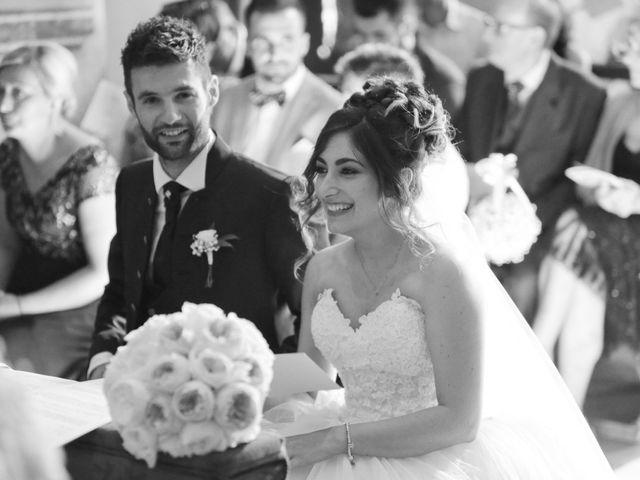 Il matrimonio di Luca e Giulia a Foiano della Chiana, Arezzo 17