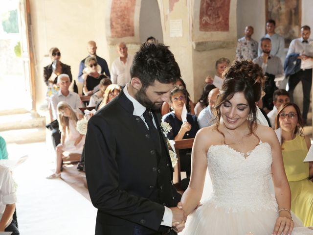 Il matrimonio di Luca e Giulia a Foiano della Chiana, Arezzo 18