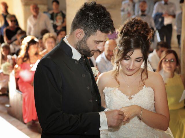 Il matrimonio di Luca e Giulia a Foiano della Chiana, Arezzo 20