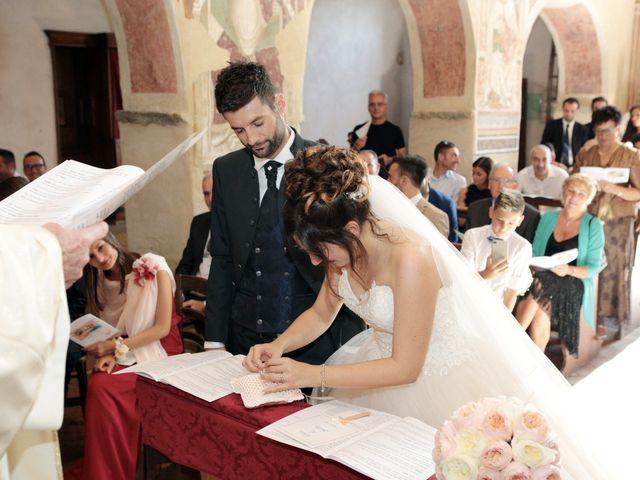 Il matrimonio di Luca e Giulia a Foiano della Chiana, Arezzo 21