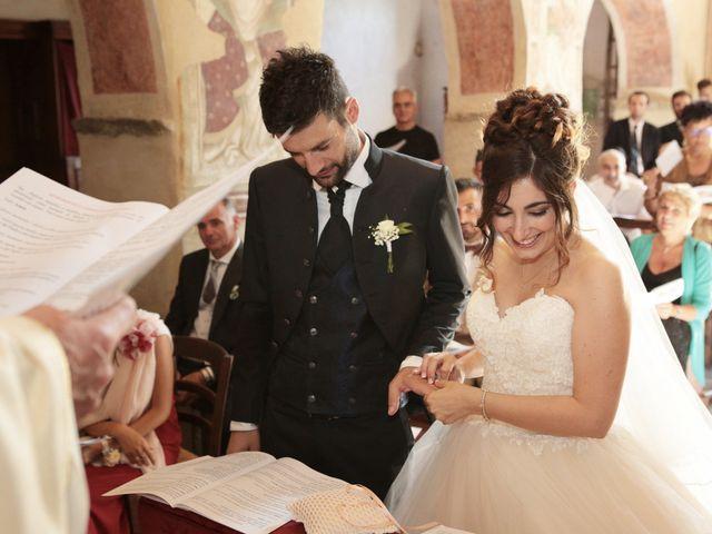 Il matrimonio di Luca e Giulia a Foiano della Chiana, Arezzo 22