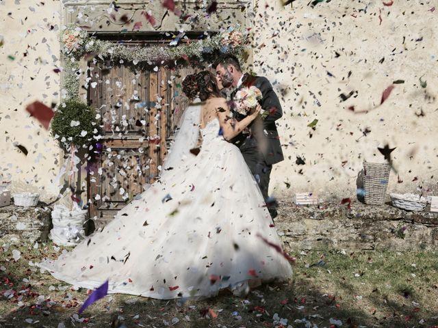 Il matrimonio di Luca e Giulia a Foiano della Chiana, Arezzo 25