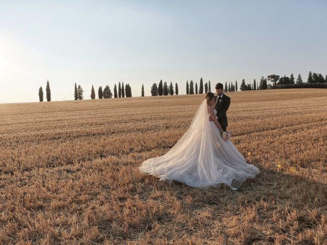 Il matrimonio di Luca e Giulia a Foiano della Chiana, Arezzo 31
