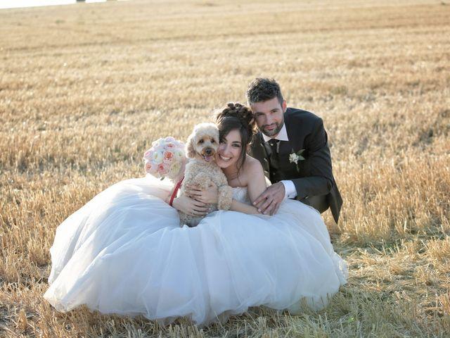 Il matrimonio di Luca e Giulia a Foiano della Chiana, Arezzo 32