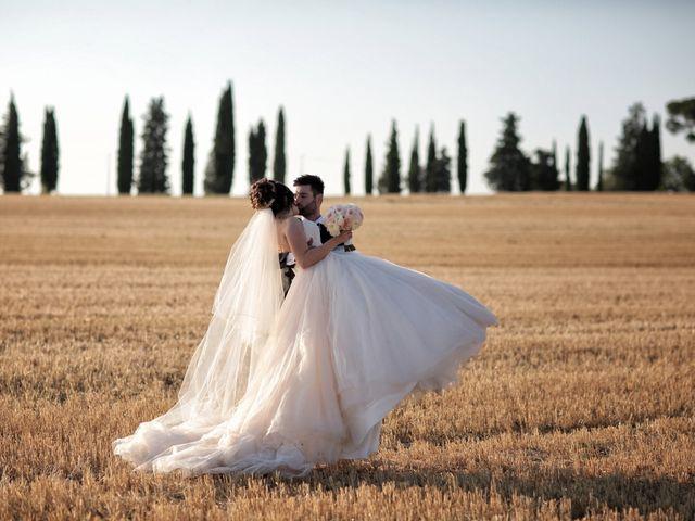 Il matrimonio di Luca e Giulia a Foiano della Chiana, Arezzo 39
