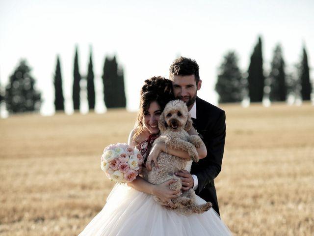 Il matrimonio di Luca e Giulia a Foiano della Chiana, Arezzo 41