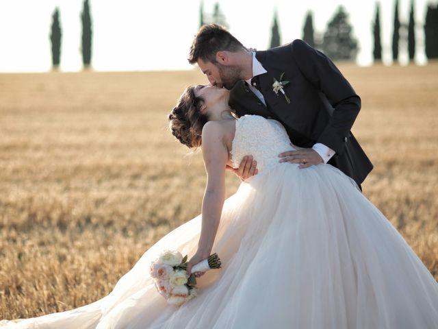 Il matrimonio di Luca e Giulia a Foiano della Chiana, Arezzo 42