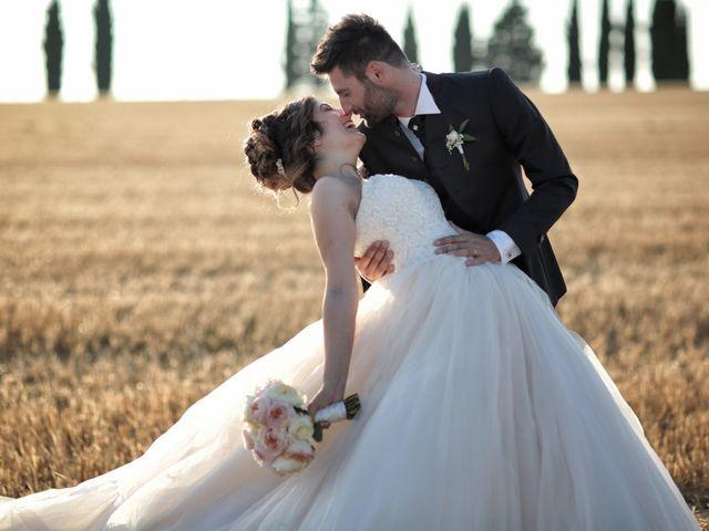 Il matrimonio di Luca e Giulia a Foiano della Chiana, Arezzo 43