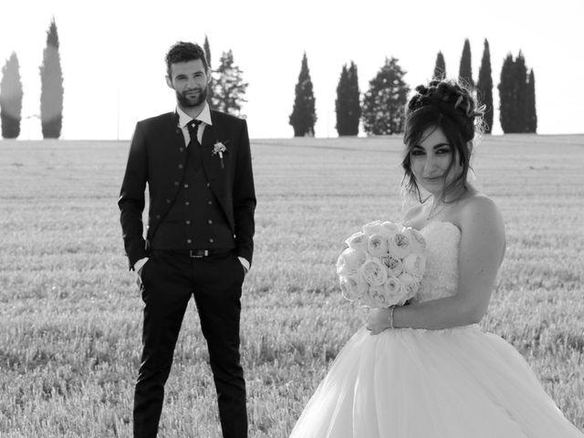 Il matrimonio di Luca e Giulia a Foiano della Chiana, Arezzo 46