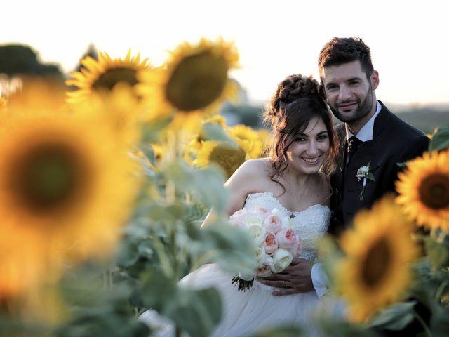Il matrimonio di Luca e Giulia a Foiano della Chiana, Arezzo 48