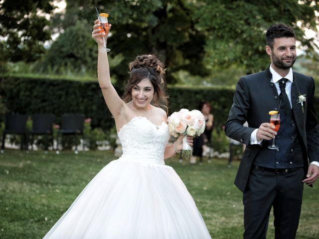 Il matrimonio di Luca e Giulia a Foiano della Chiana, Arezzo 51