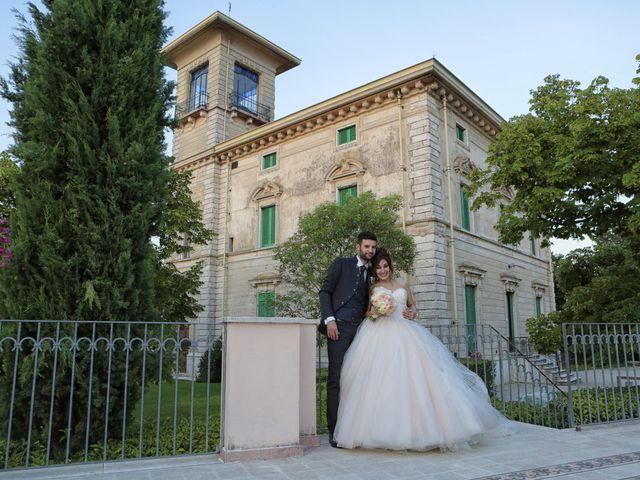 Il matrimonio di Luca e Giulia a Foiano della Chiana, Arezzo 2
