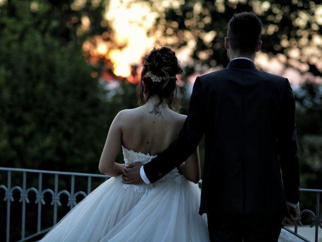 Il matrimonio di Luca e Giulia a Foiano della Chiana, Arezzo 52