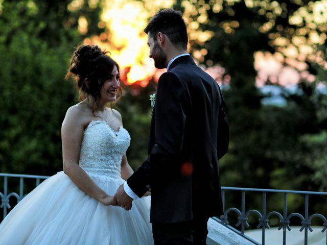 Il matrimonio di Luca e Giulia a Foiano della Chiana, Arezzo 53