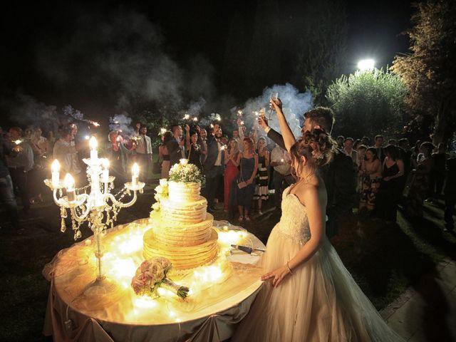 Il matrimonio di Luca e Giulia a Foiano della Chiana, Arezzo 62
