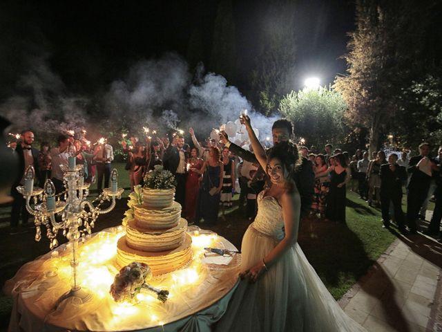 Il matrimonio di Luca e Giulia a Foiano della Chiana, Arezzo 65