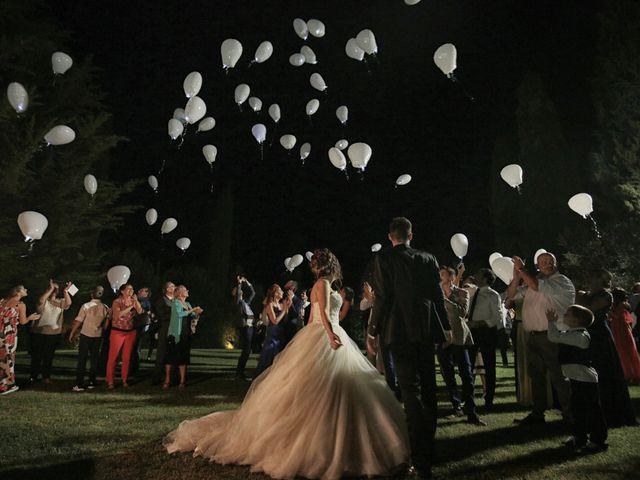 Il matrimonio di Luca e Giulia a Foiano della Chiana, Arezzo 67