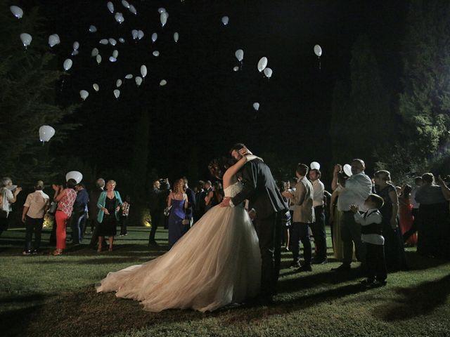 Il matrimonio di Luca e Giulia a Foiano della Chiana, Arezzo 68