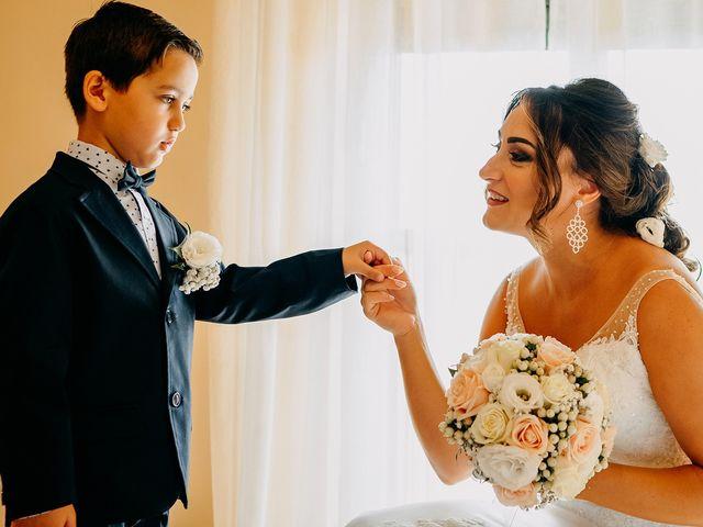 Il matrimonio di Vincenzo e Claudia a Campomarino, Campobasso 9