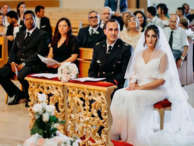 Il matrimonio di Vincenzo e Claudia a Campomarino, Campobasso 15