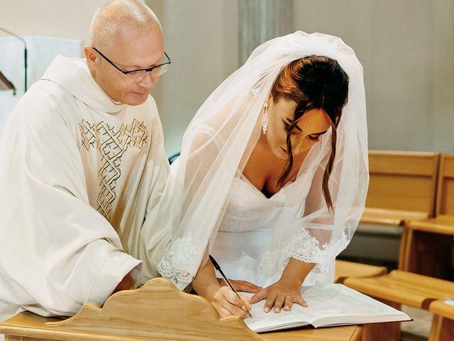 Il matrimonio di Vincenzo e Claudia a Campomarino, Campobasso 19