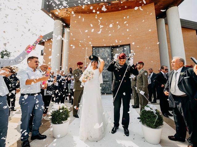 Il matrimonio di Vincenzo e Claudia a Campomarino, Campobasso 21