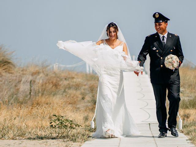 Il matrimonio di Vincenzo e Claudia a Campomarino, Campobasso 24