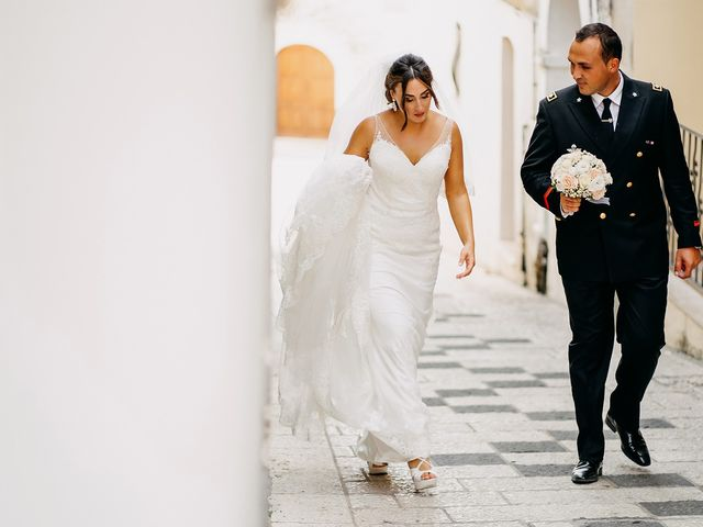 Il matrimonio di Vincenzo e Claudia a Campomarino, Campobasso 27