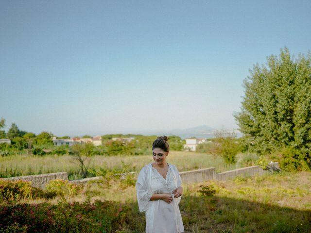 Il matrimonio di Angela e Gennaro a Ercolano, Napoli 33
