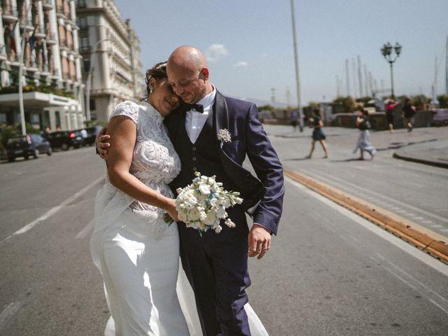 Il matrimonio di Angela e Gennaro a Ercolano, Napoli 49