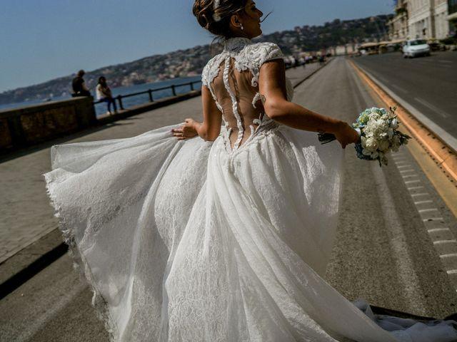 Il matrimonio di Angela e Gennaro a Ercolano, Napoli 54