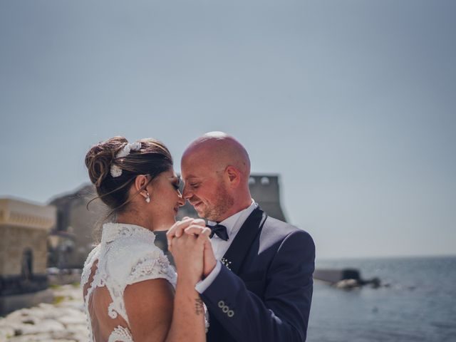 Il matrimonio di Angela e Gennaro a Ercolano, Napoli 55