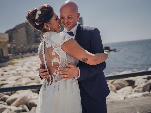Il matrimonio di Angela e Gennaro a Ercolano, Napoli 56