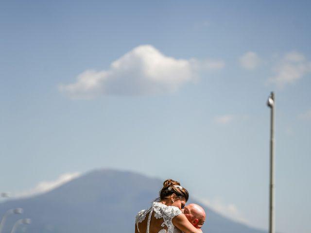 Il matrimonio di Angela e Gennaro a Ercolano, Napoli 63