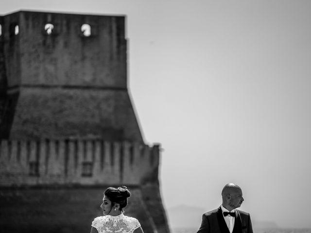 Il matrimonio di Angela e Gennaro a Ercolano, Napoli 1