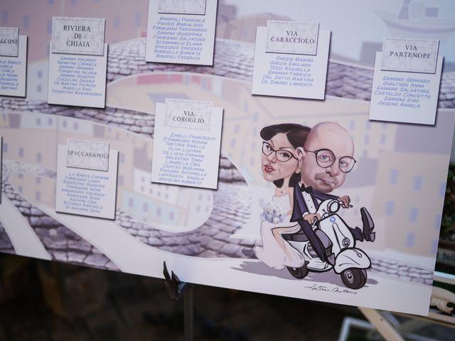 Il matrimonio di Angela e Gennaro a Ercolano, Napoli 73